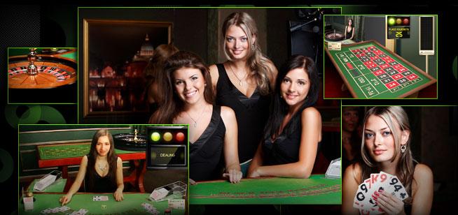 """""""Speel online casino spellen met live dealers"""""""